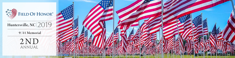 Image Courtesy Huntersville 9/11 Memorial