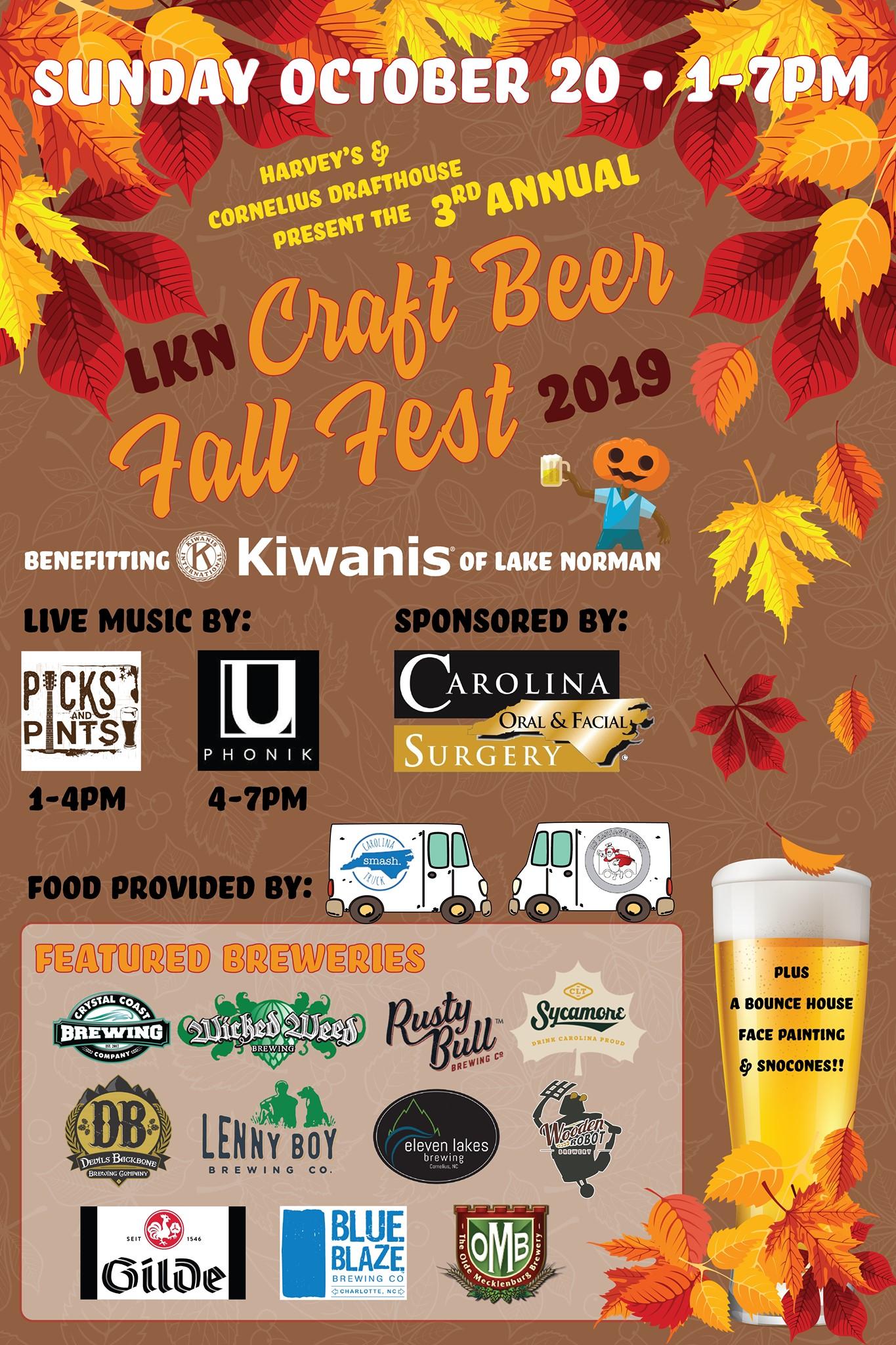 Image Courtesy: Fall Fest Beer Festival