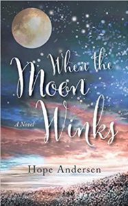 Book cover: When the Moon Winks