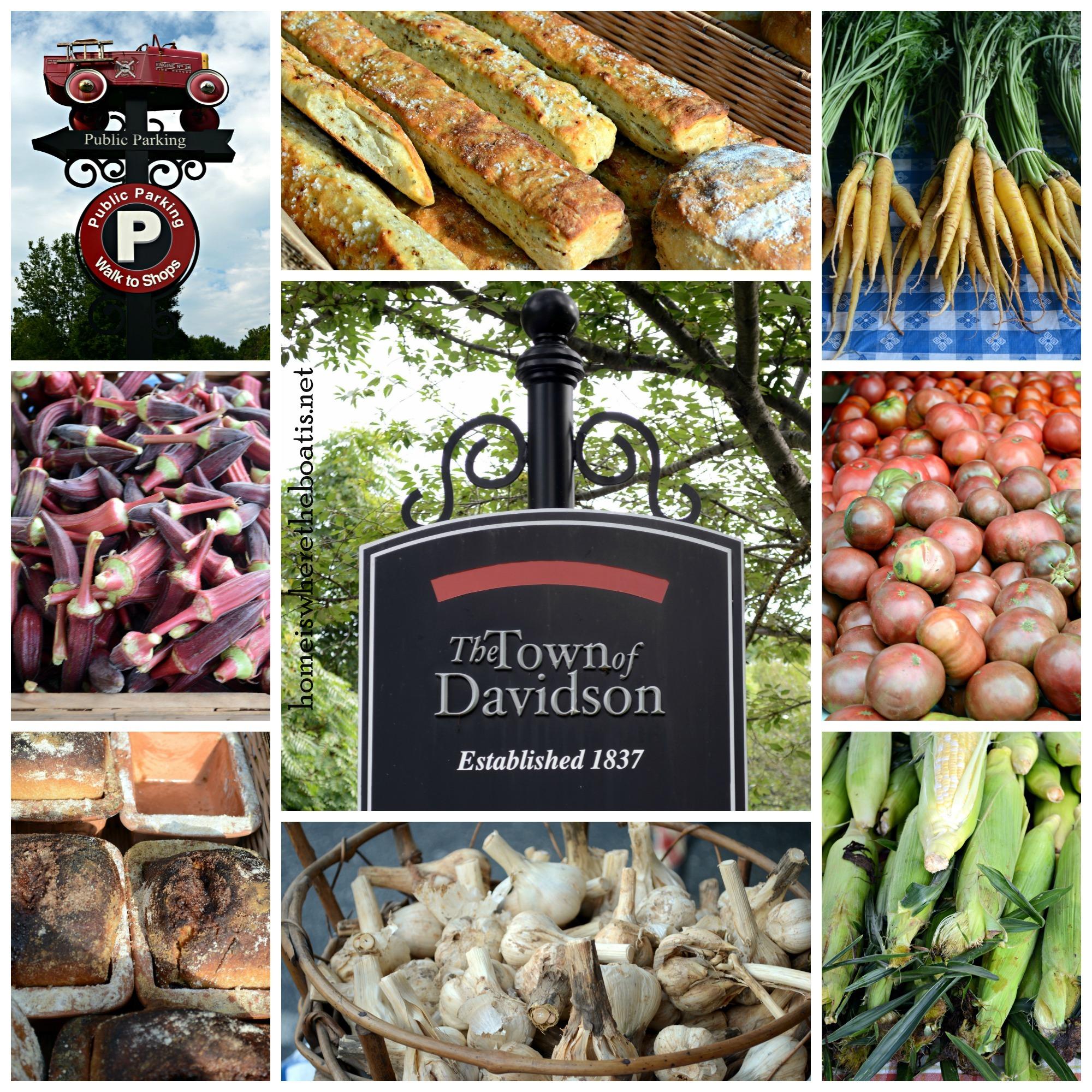 IMage Courtesy: Davidson Farmers' Market