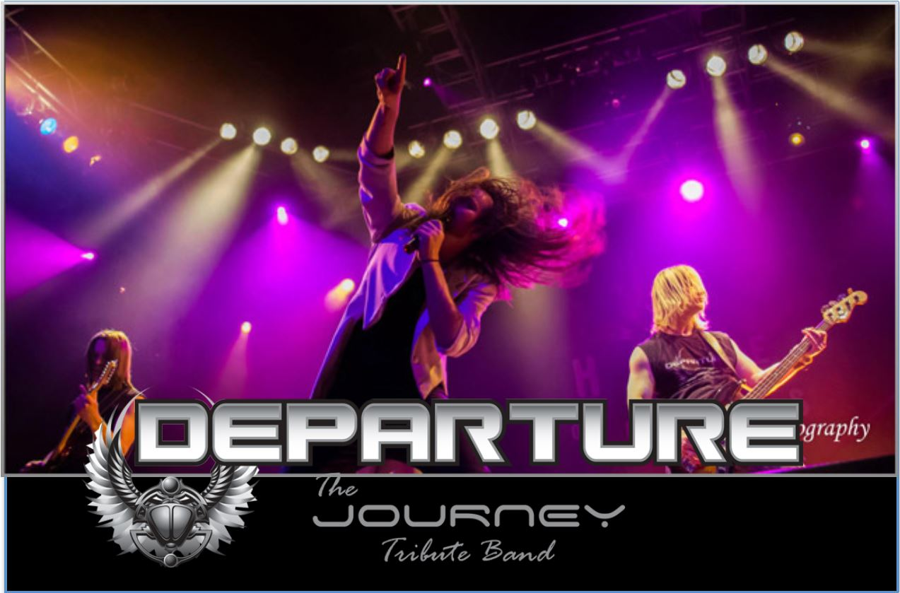 Image Courtesy: Departure - Journey Tribute