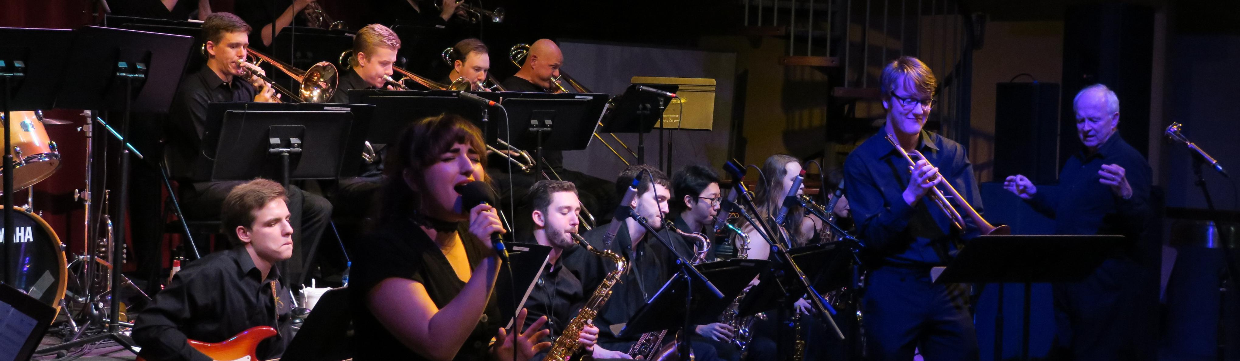 Image Courtesy: Davidson College Jazz Ensemble