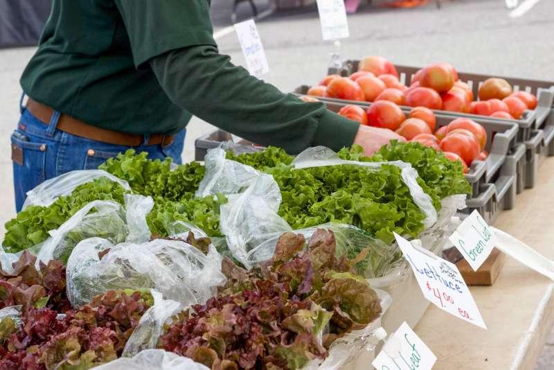 Image Courtesy: Davidson Farmer's Market