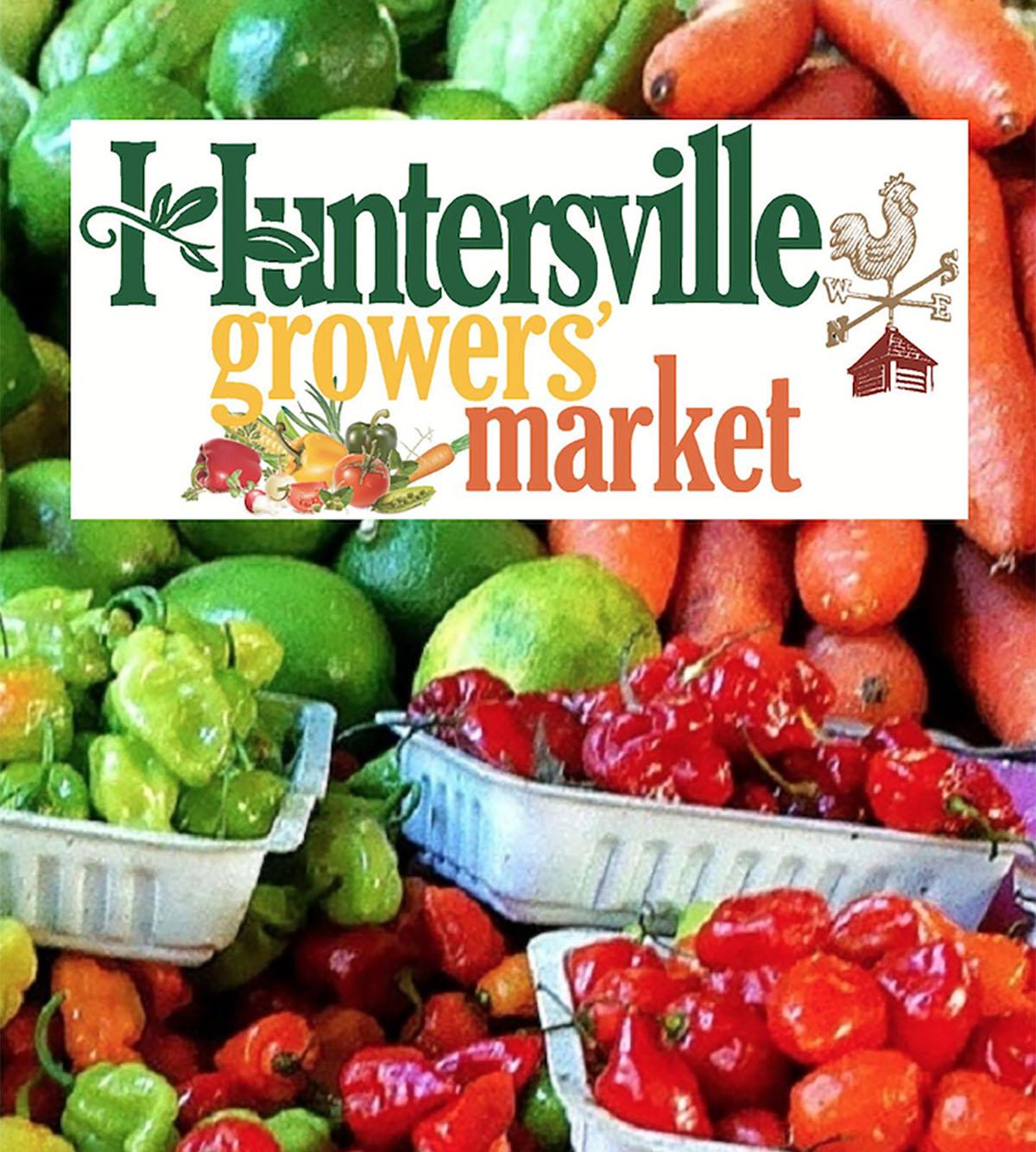 Image Courtesy: Huntersville Growers Market