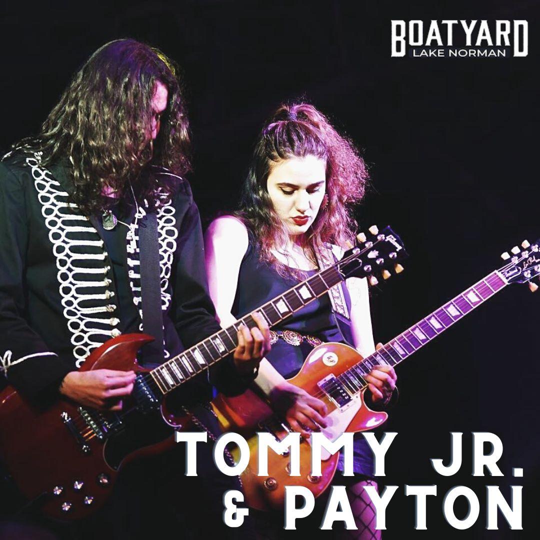 Image Courtesy: Tommy Jr. & Payton