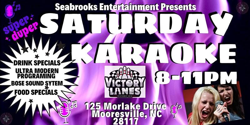 Image Courtesy: Seabrooks Karaoke