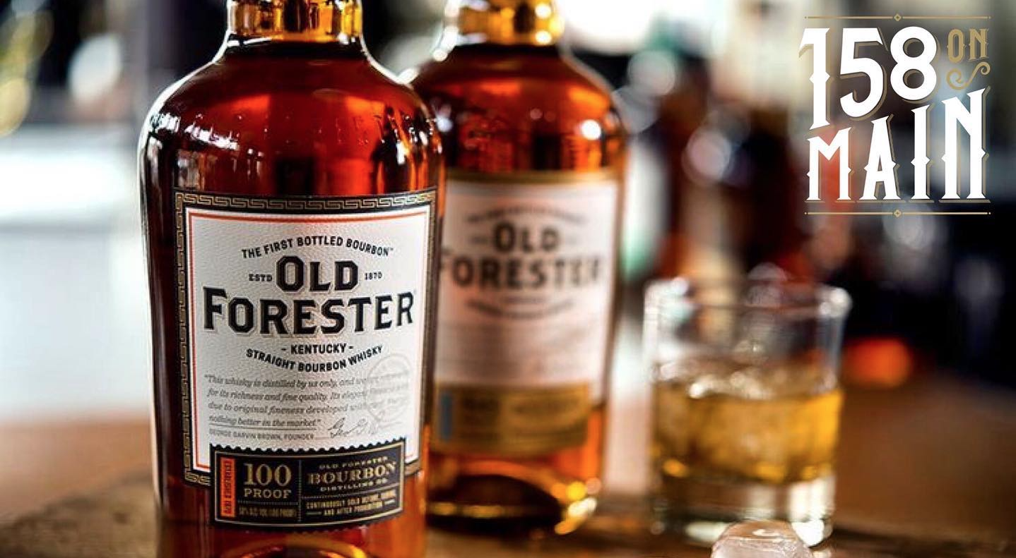 Image Courtesy: Old Forester
