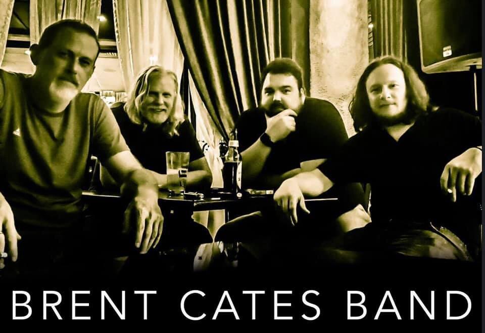 Image Courtesy: Brent Cates Band
