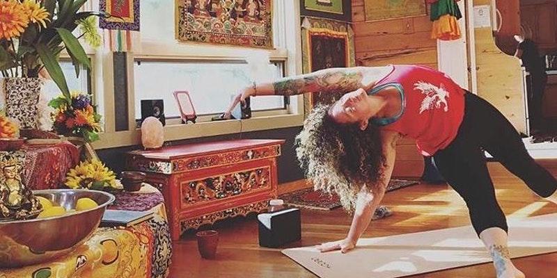 Image Courtesy: Quantum Meditation and Yoga
