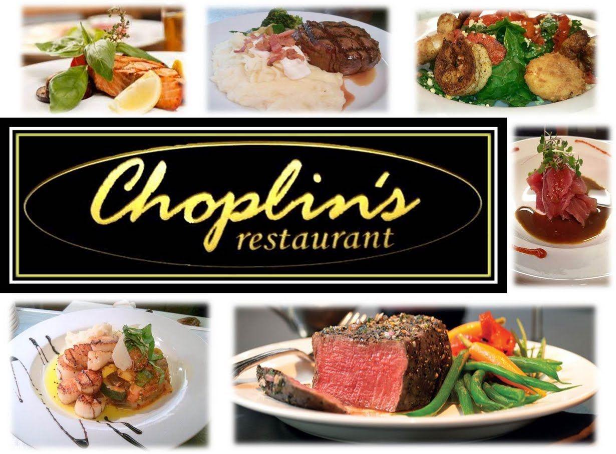 Image Courtesy: Choplin's Restaurant