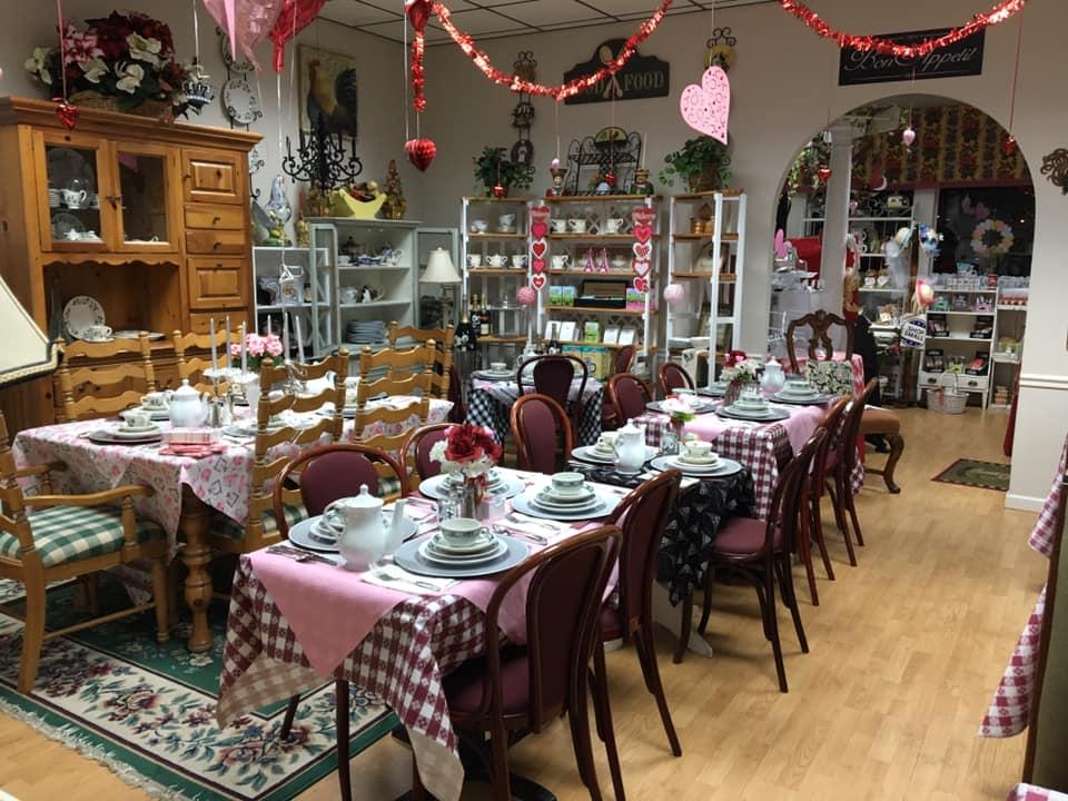 Image Courtesy: French Market Cafe
