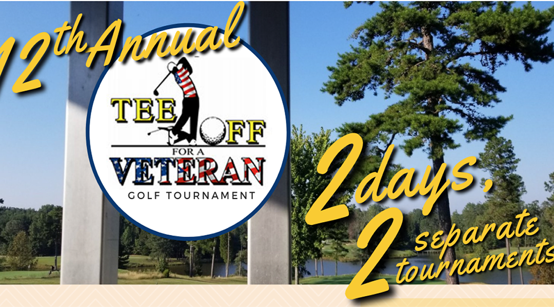 Things to Do:  – September 18 & 19, 2021 -Tee Off For a Veteran