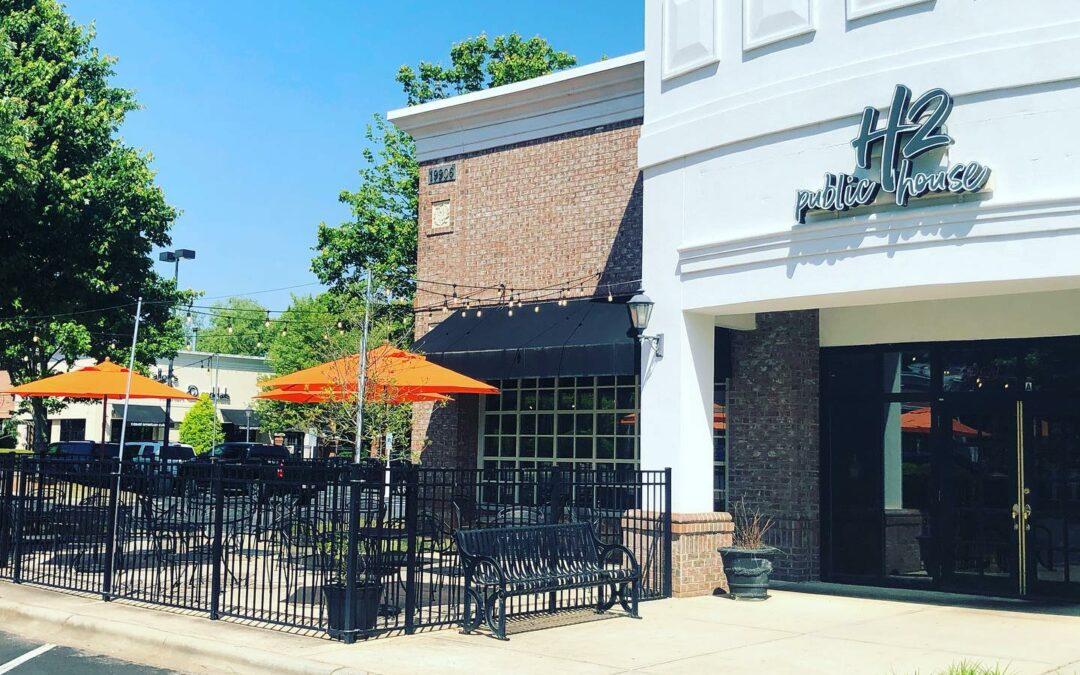 Local Restaurants – H2 Public House- Cornelius