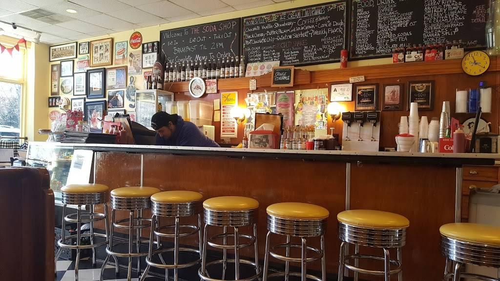 Image Courtesy: The Soda Shop