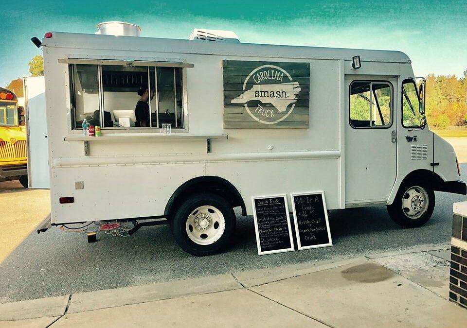 Local Food Trucks – Carolina Smash Truck