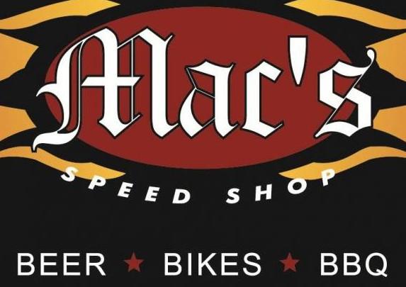 Local Restaurants – Mac's Speed Shop -Cornelius