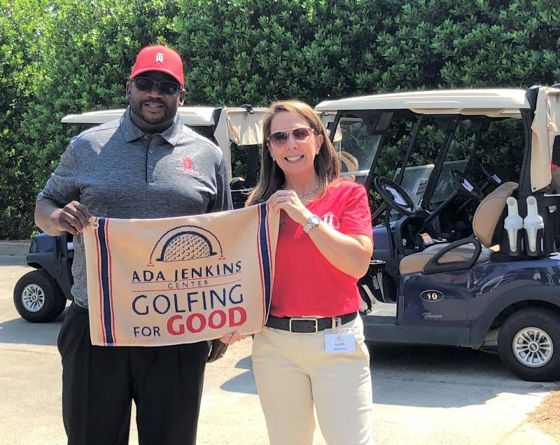 Golfing for Good Raises Money for the Ada Jenkins Center