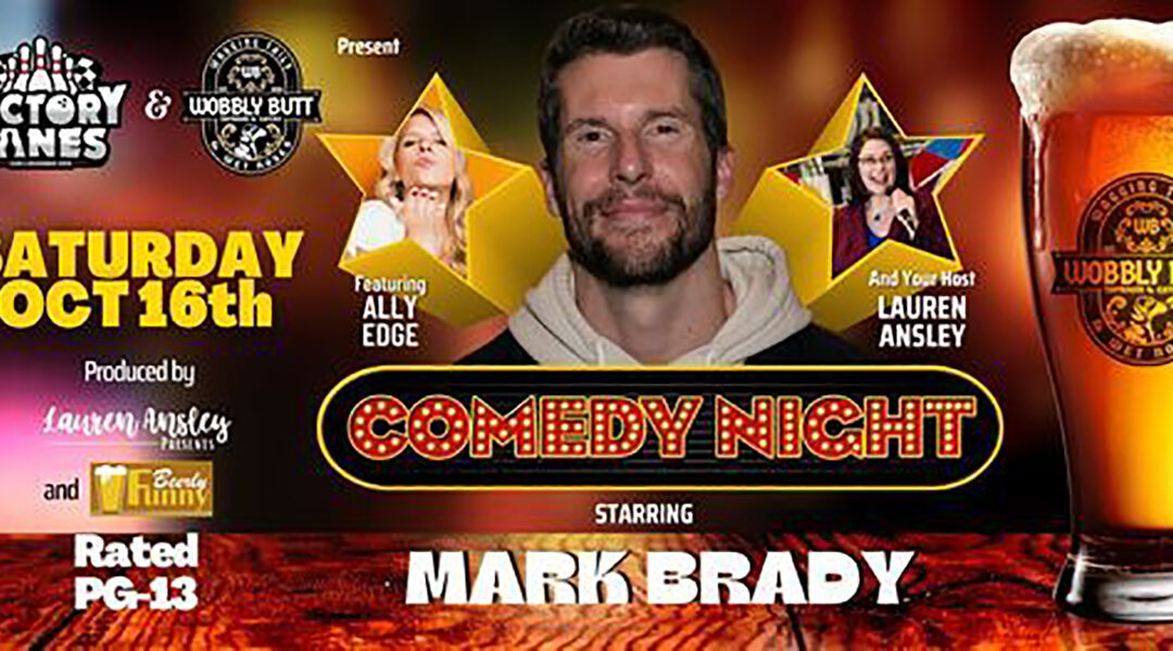Things to Do: Comedy Night at Victory Lanes – Mooresville