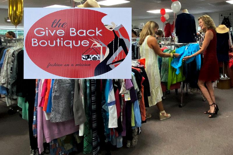 LKN HIDDEN TREASURE: The Give Back Boutique