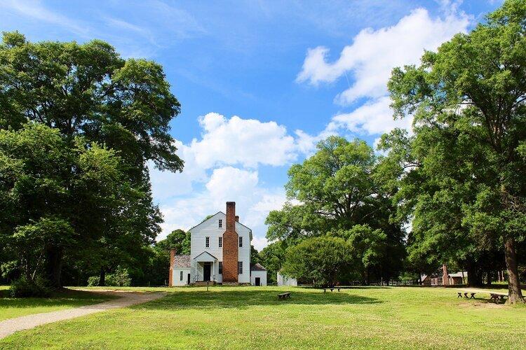 Things to Do:  Visit Historic Latta Plantation – Huntersville
