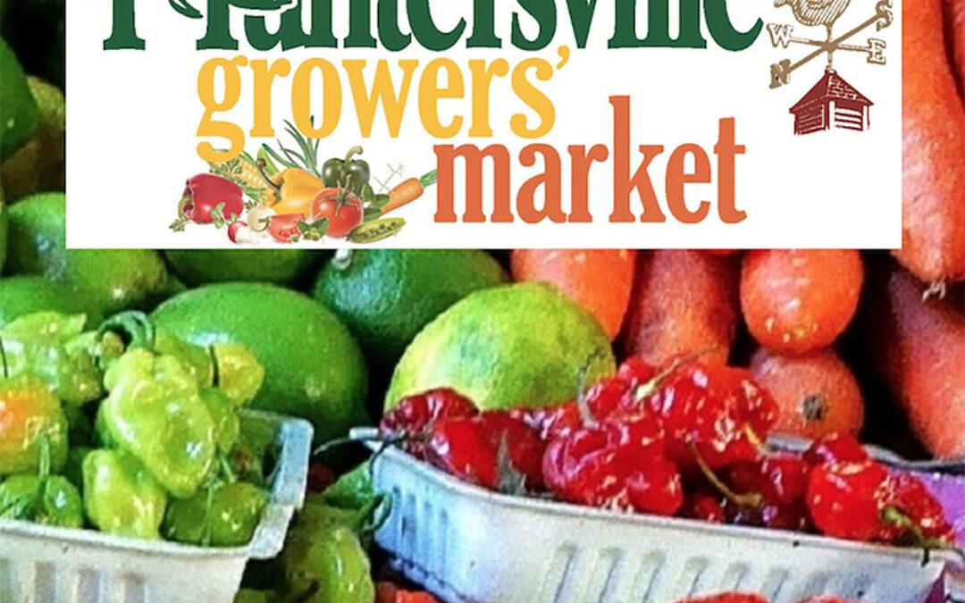 August 29, 2020 – Huntersville Growers' Market – Veterans Park – Huntersville