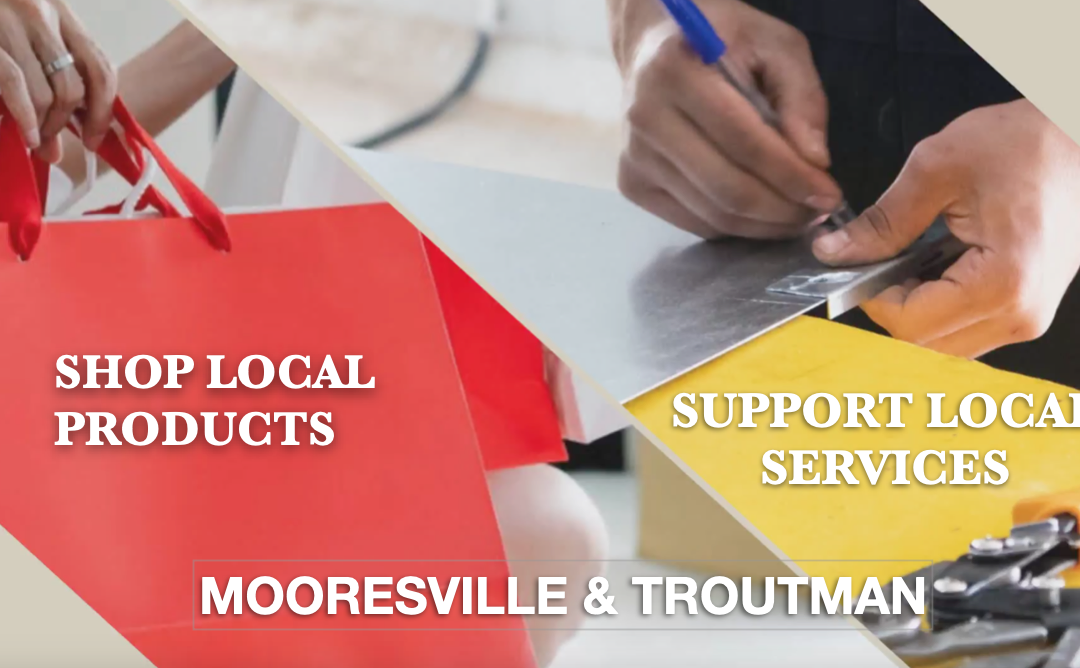 Quick Reference Guide to Local Products & Services in Mooresville & Troutman