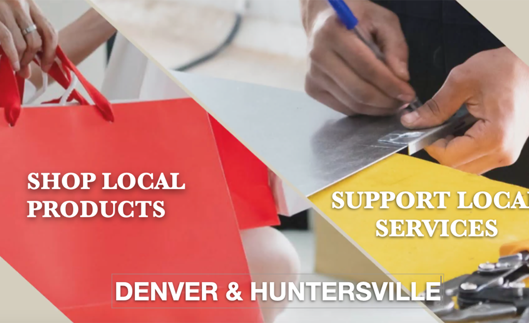 Quick Reference Guide to Local Products & Services in Denver & Huntersville