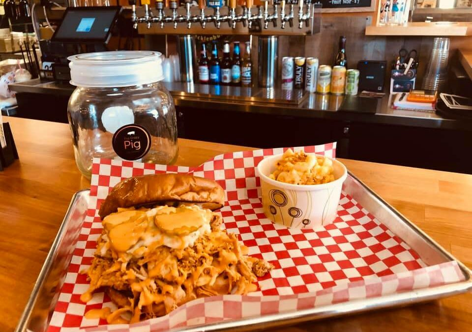 Local Restaurants – The Crazy Pig Barbecue Taphouse- Davidson