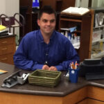 Travis Sherrill Mooresville Public Library