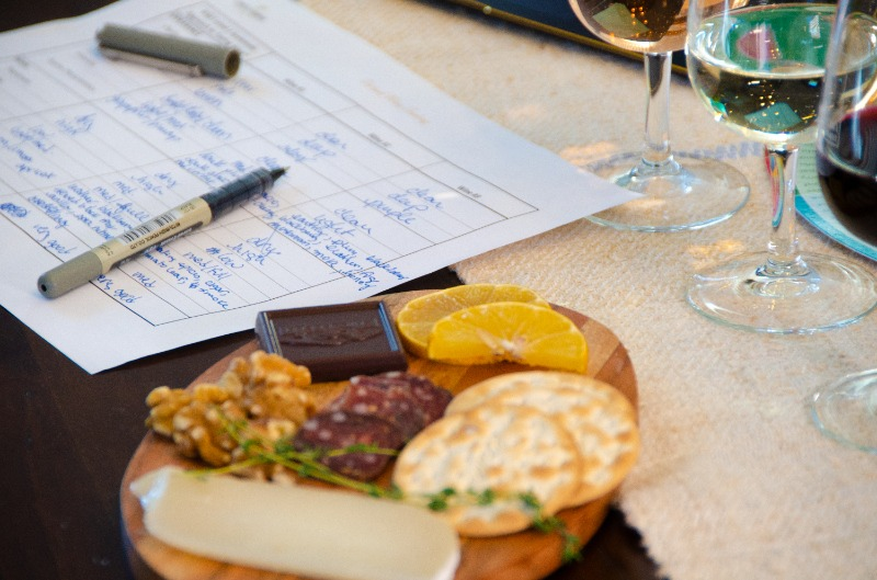 WINES: How to Pair Wine with Food