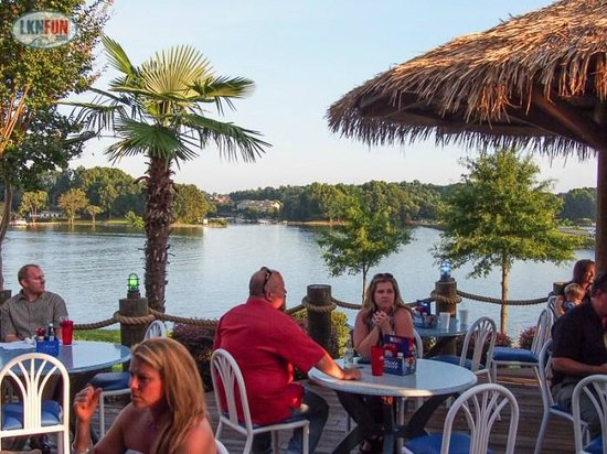 Local Restaurants – *Eddie's on Lake Norman – Mooresville