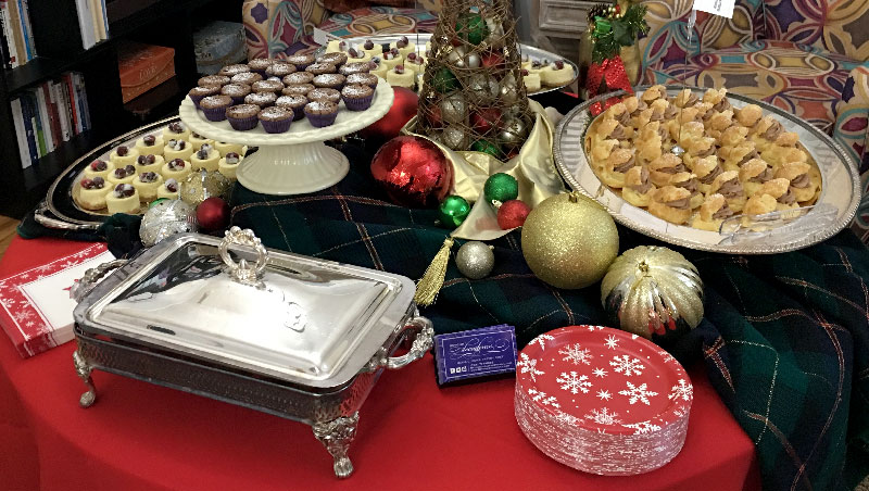 SWEET DECADENCE: Tips for Holiday Survival
