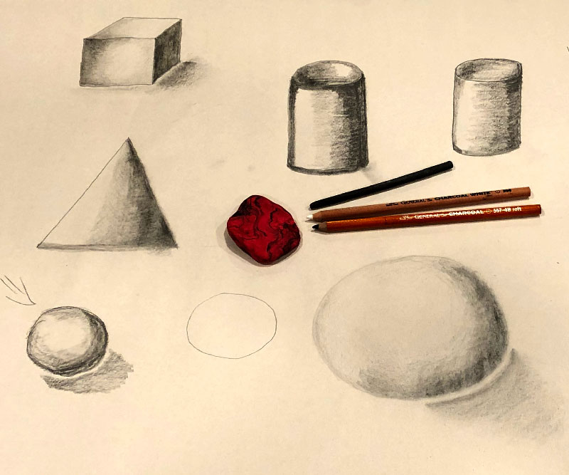 THINGS TO DO: Take a Drawing Class!
